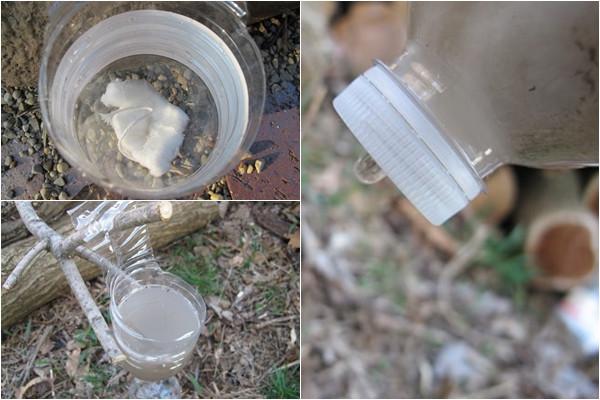 Lọc nước bằng băng vệ sinh - bí kíp sống còn khi bạn không có nước sạch để dùng