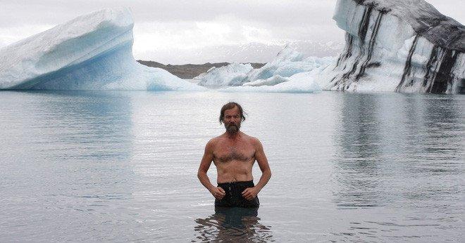 """Lời giải cho khả năng chịu lạnh khủng khiếp nhất thế giới của """"Người băng"""""""