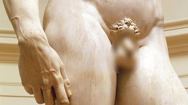 Lý do các bức tượng Hy Lạp cổ lại có chỗ ấy bé một cách thảm thương