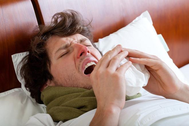 Lý do con người không thể hắt hơi trong lúc ngủ