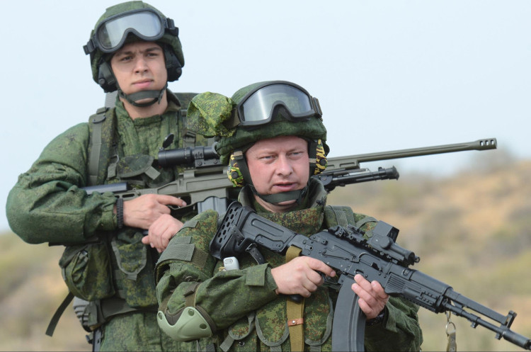 Lý do khiến bộ quân phục chiến binh tương lai Ratnik của Nga trở nên đáng sợ