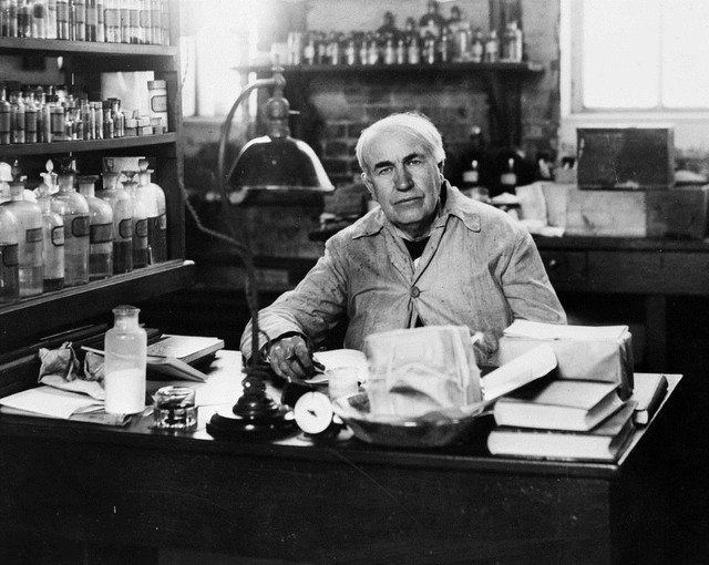 Lý do vì sao mỗi khi phỏng vấn Thomas Edison thường yêu cầu ứng cử viên ăn súp