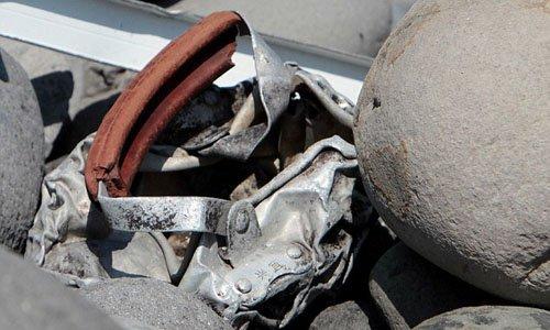 Malaysia: Mảnh vỡ kim loại thứ hai không phải của máy bay MH370