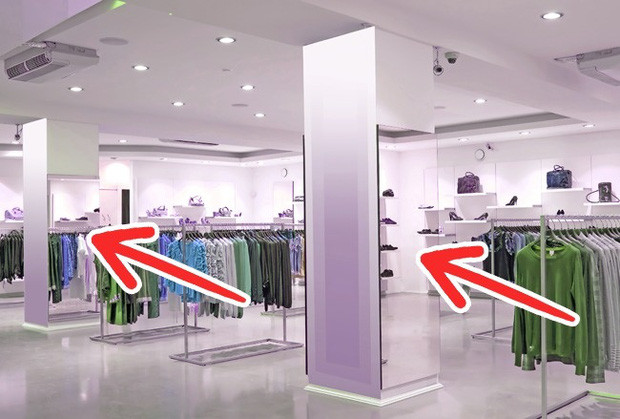 Mánh khóe của cửa hàng thời trang khiến bạn xuống tiền không tiếc tay