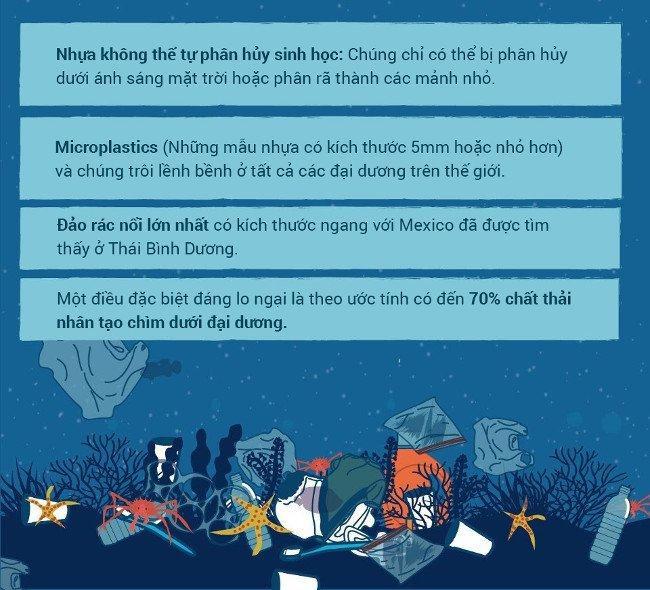 Mất bao lâu để rác thải nhựa có thể phân hủy?