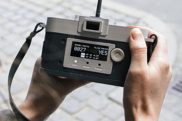 Máy ảnh kỳ cục không cho bạn chụp đụng hàng với bất kỳ ai