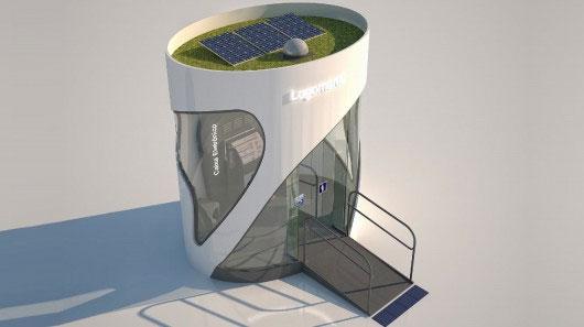 Máy ATM thân thiện môi trường