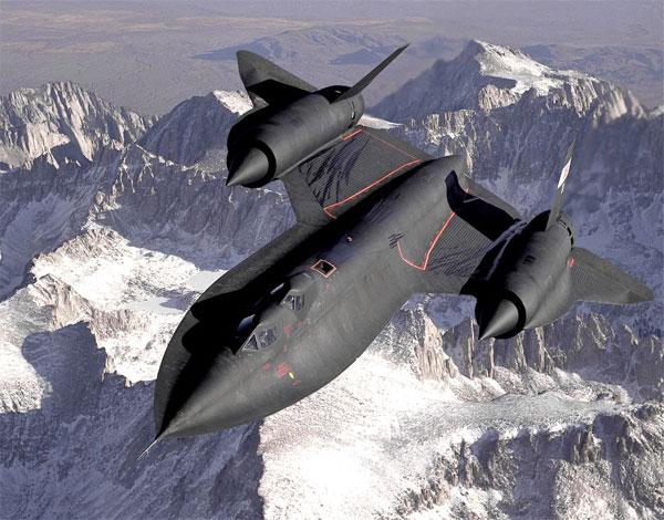 Máy bay nhanh nhất thế giới SR-71 sắp được hồi sinh?