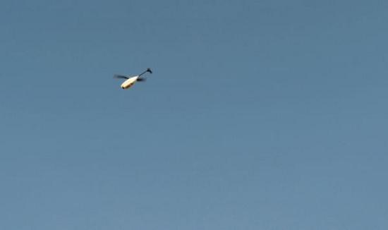 Máy bay trực thăng giám sát siêu nhỏ