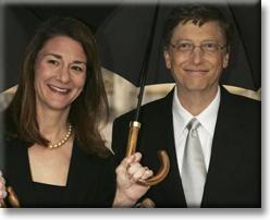 Máy tính Apple đưa vợ Bill Gates vào thế giới công nghệ