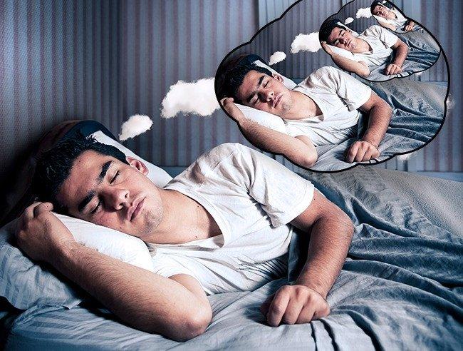 Mơ khi đang mơ? Hiện tượng quái dị gì đây và lý giải của khoa học