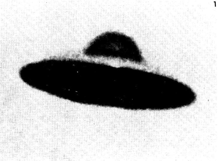 Một số hình ảnh trong 13 triệu tài liệu tuyệt mật về UFO của CIA