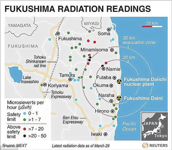 Mức độ ảnh hưởng của thảm họa hạt nhân Fukushima lớn hơn mọi người nghĩ
