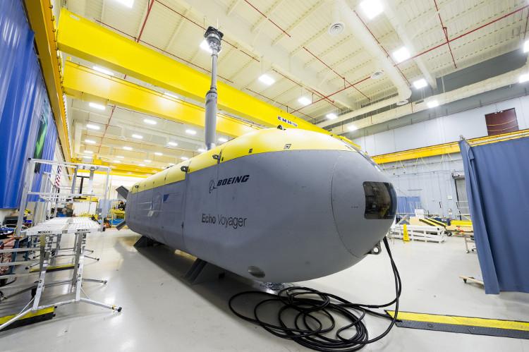 Mỹ phát triển robot nhằm thống trị đáy đại dương