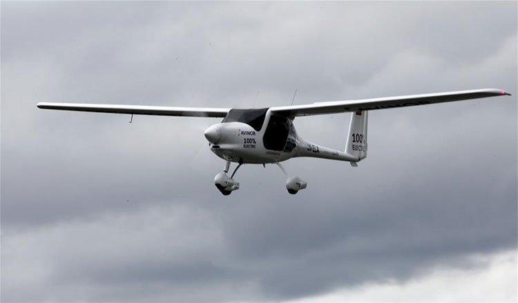 Na Uy thử nghiệm thành công máy bay điện đầu tiên