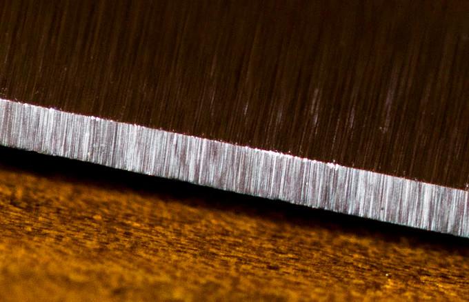 NASA chế tạo dao siêu bền, tự mài sắc với giá dưới 100 USD