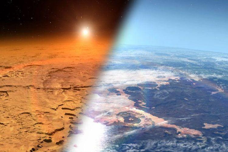 NASA dự định tạo ra oxy trong khí quyển sao Hỏa