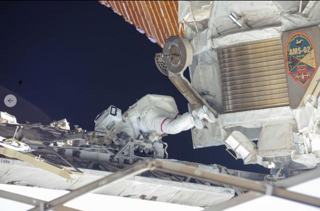 NASA lên kế hoạch sửa chữa Máy đo phổ từ Alpha trị giá 2 tỷ đô