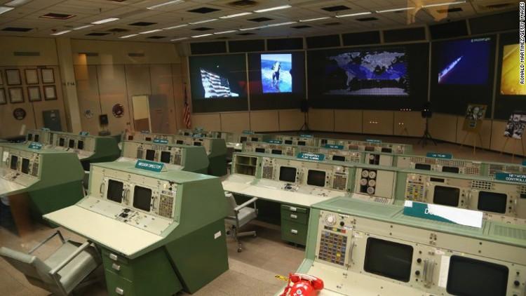 NASA muốn phục hồi nơi chỉ huy chiến dịch chinh phục Mặt Trăng