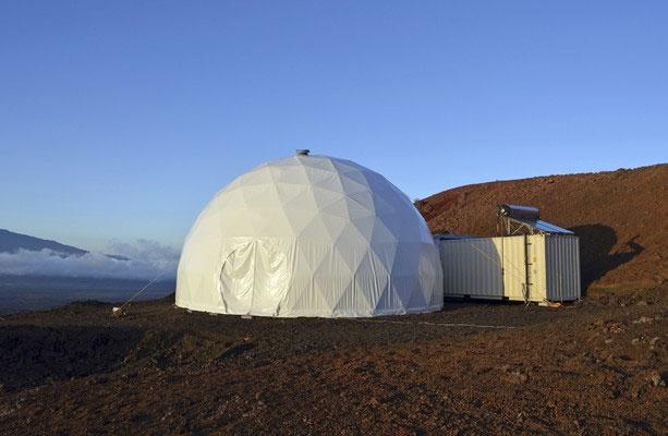 NASA nghiên cứu hành vi con người trong môi trường giống sao Hỏa