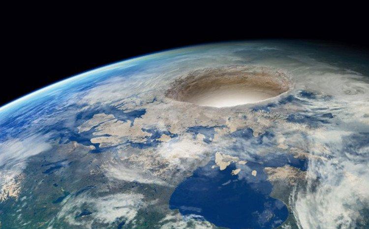 NASA phát hiện lỗ hổng khổng lồ trên Trái Đất?