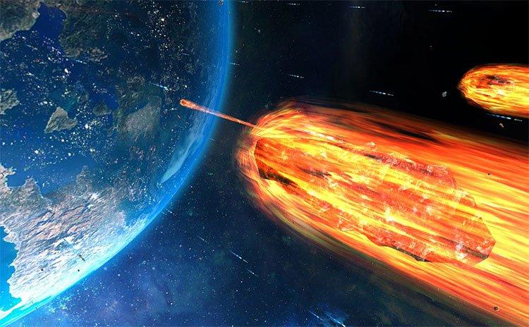 NASA sẽ dùng công nghệ hạt nhân để phá hủy thiên thạch khi nó lao vào Trái Đất