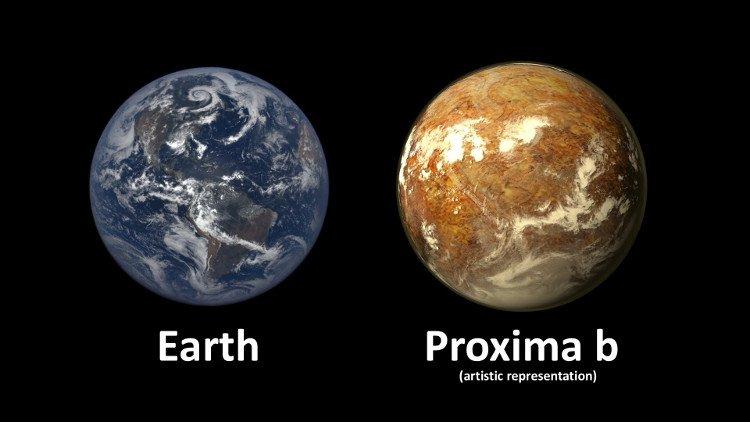 NASA tuyên bố hành tinh giống Trái Đất Proxima b không hỗ trợ sự sống