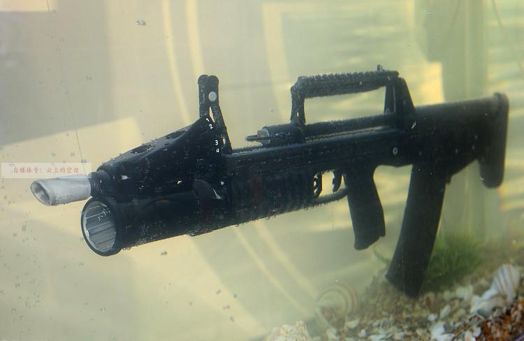 Nga ra mắt súng trường có khả năng bắn dưới nước