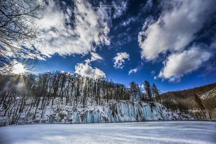 Ngẩn ngơ vẻ đẹp của vùng đất như xứ sở bà chúa tuyết
