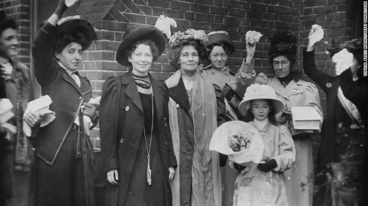 Ngày 8/3: Tìm hiểu về 7 người phụ nữ đã góp phần làm thay đổi thế giới