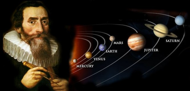 """Ngày 9/7: Johannes Kepler xuất bản cuốn sách """"Bí mật vũ trụ"""" và mô hình vũ trụ Platon"""