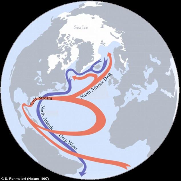 Ngày Tận thế trở thành sự thật: đại dương tê liệt, đưa Trái đất trở về Kỷ Băng hà?