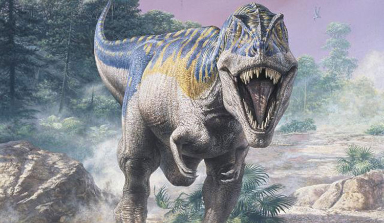 Nghiên cứu mới khẳng định khủng long bạo chúa T. rex không có lông vũ