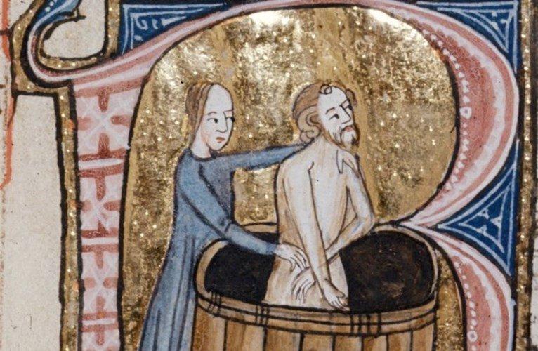 Ngỡ ngàng những điều kỳ lạ người Trung cổ từng làm