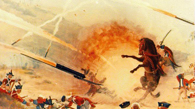 Người Anh đã học mót công nghệ hỏa tiễn của một vị vua Ấn Độ