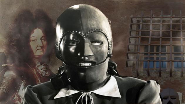 Người đàn ông mang mặt nạ sắt - bí ẩn của nhân loại hơn 350 năm qua