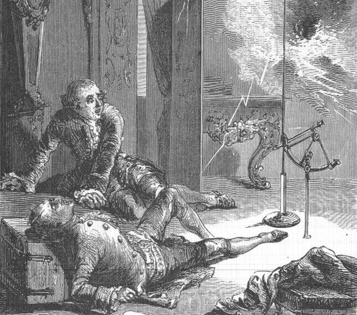 Người đứng sau phát minh cột thu lôi lịch sử