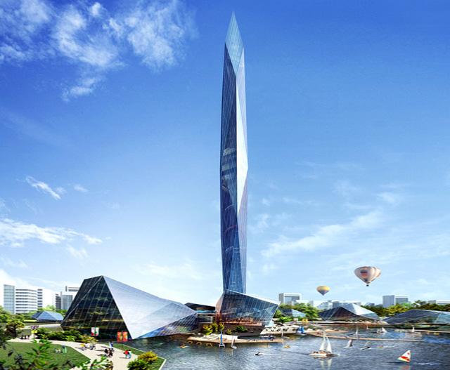 Người Hàn Quốc đã tạo nên tòa tháp vô hình độc nhất trên thế giới như thế nào?