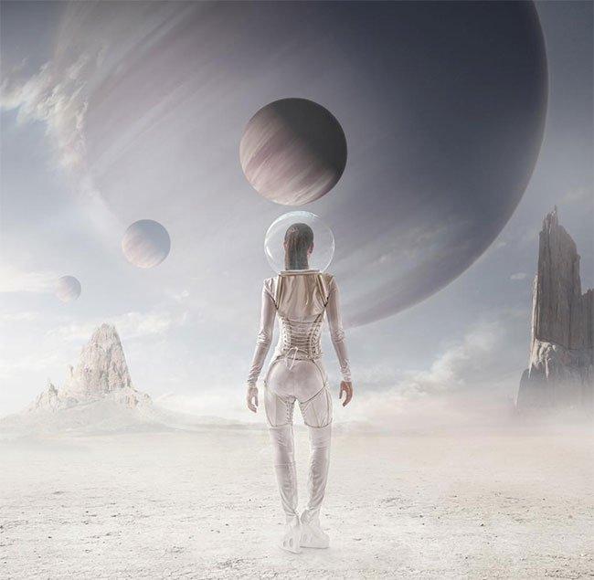Người ngoài hành tinh có thể phải bắt sao để tồn tại?