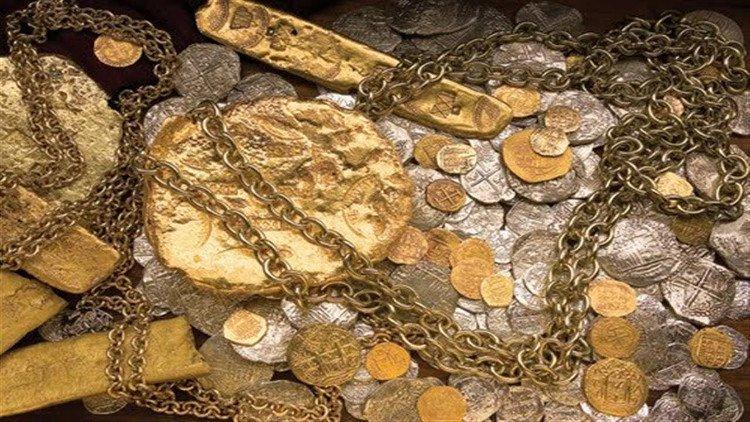 Người nông dân Mỹ bỏ nghề tìm được kho báu 40 tấn vàng bạc