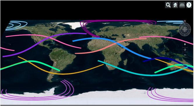 Nhà khoa học lập bản đồ nhật thực cách nào?