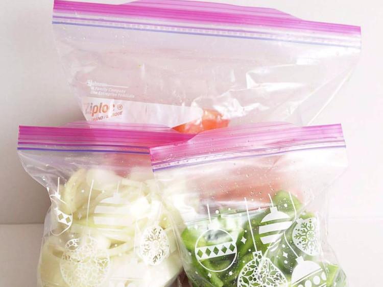 Nhiều người dùng túi này để đóng gói thực phẩm, nhưng hầu hết đang làm sai cách