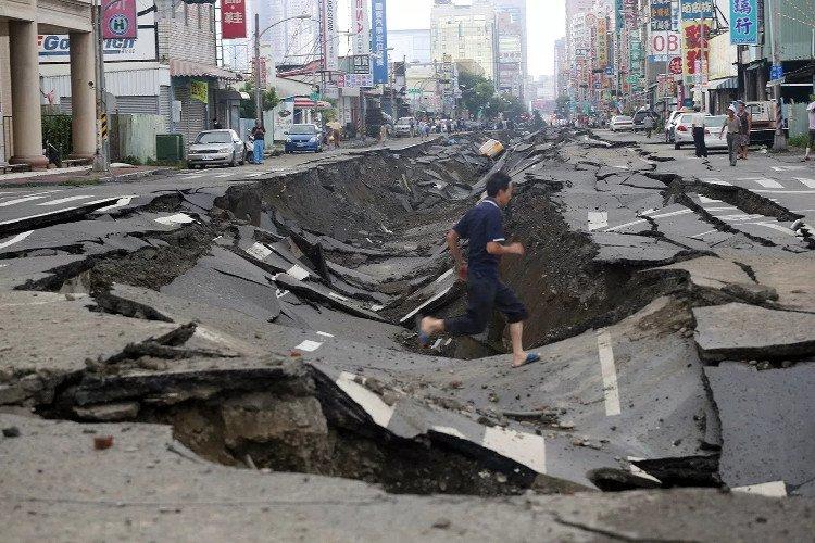 Nhìn lại vụ mặt đất dậy sóng bí ẩn, hơn 100 người chết