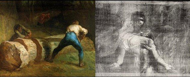 Những bí ẩn được giấu trong các bức tranh nổi tiếng
