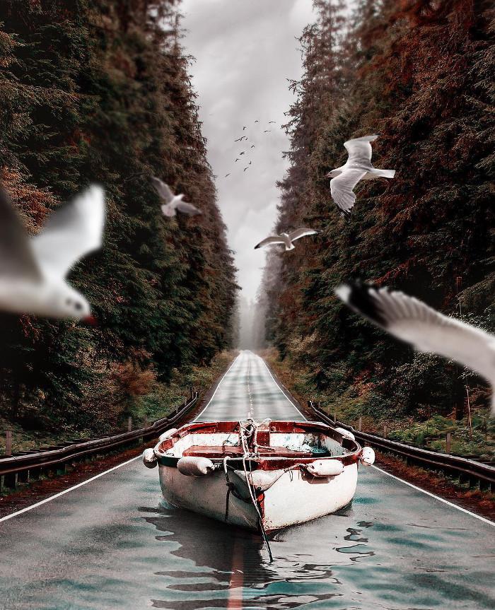 Những bức ảnh chụp lại giấc mơ, đẩy trí tưởng tượng lên cực độ