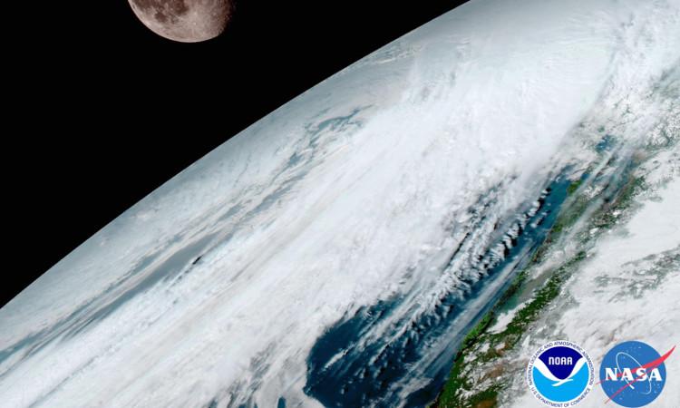 Những bức ảnh chụp toàn cảnh Trái Đất chi tiết nhất từ trước tới nay