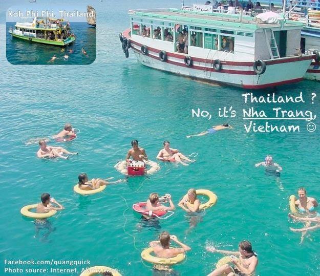 Những cảnh đẹp Việt Nam cứ ngỡ như ở nước ngoài