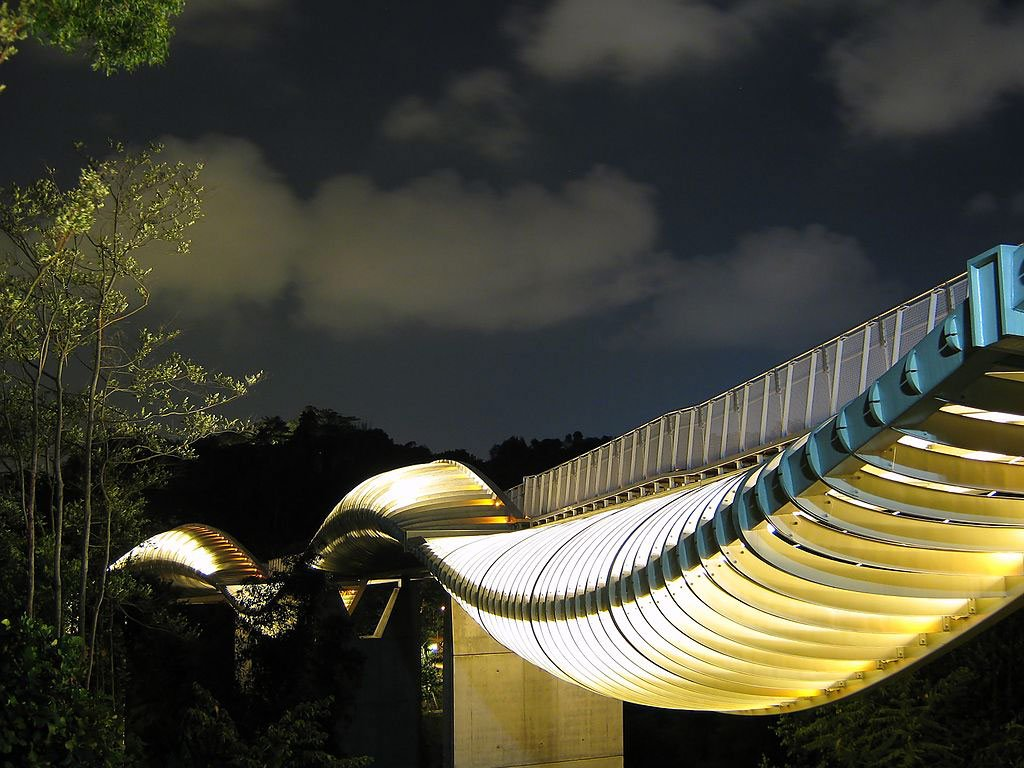 Những cây cầu kiệt tác kiến trúc của thế giới