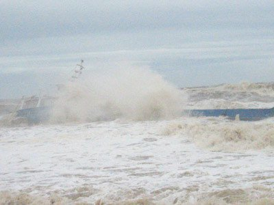Những cơn bão nguy hiểm nhất Việt Nam