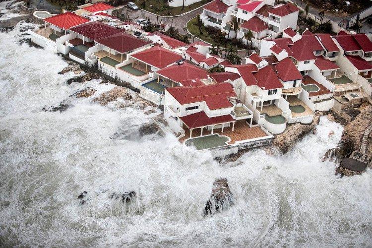 Những điều kiện thuận lợi biến Irma thành siêu bão quái vật